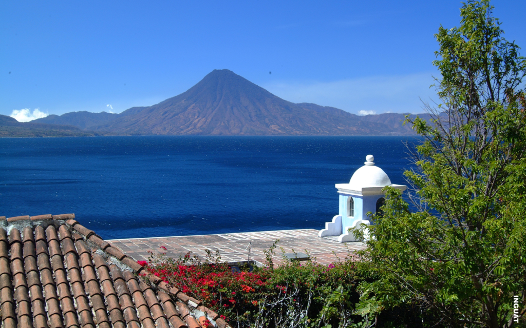 Guatemala and Belize - Atitlan Lake