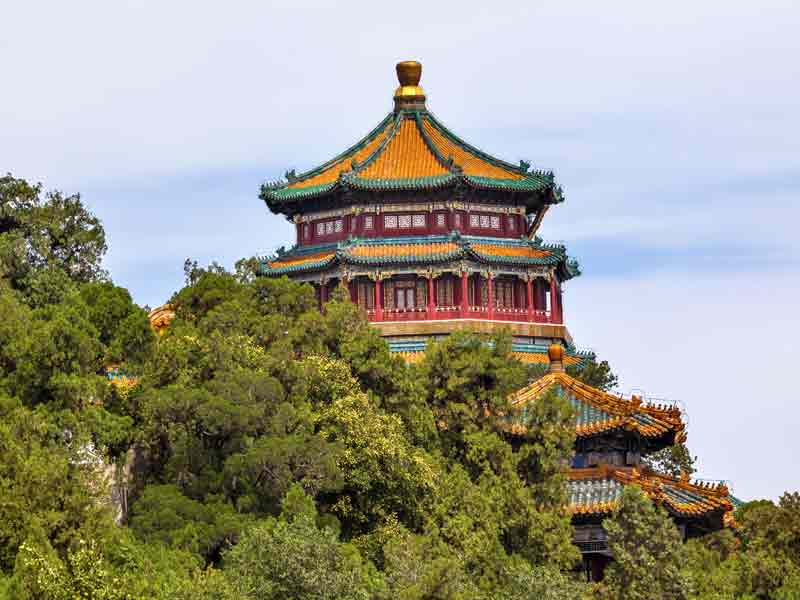 Mountains And Lakes - Beijing Summer Palace