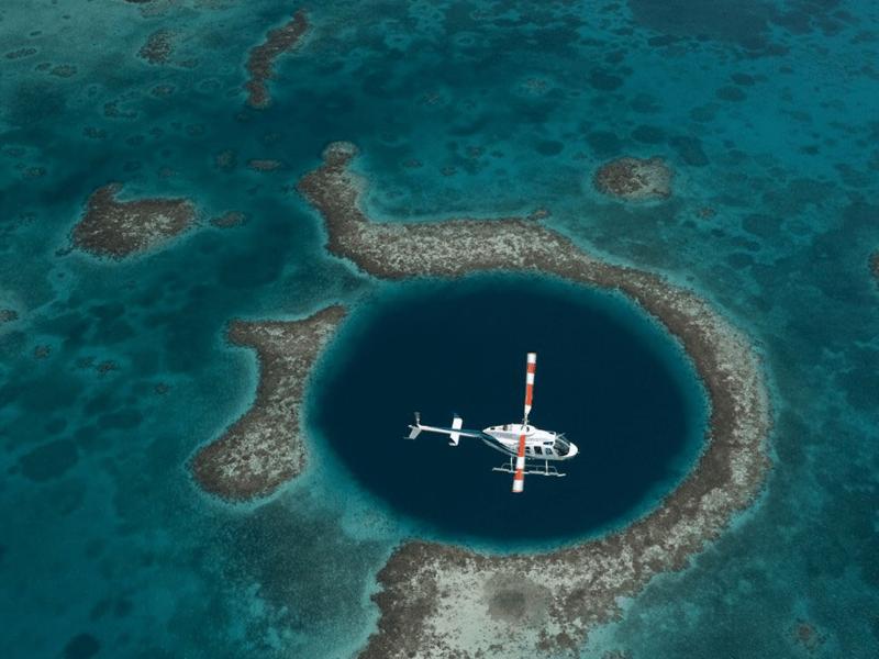 Belize - The Blue Hole