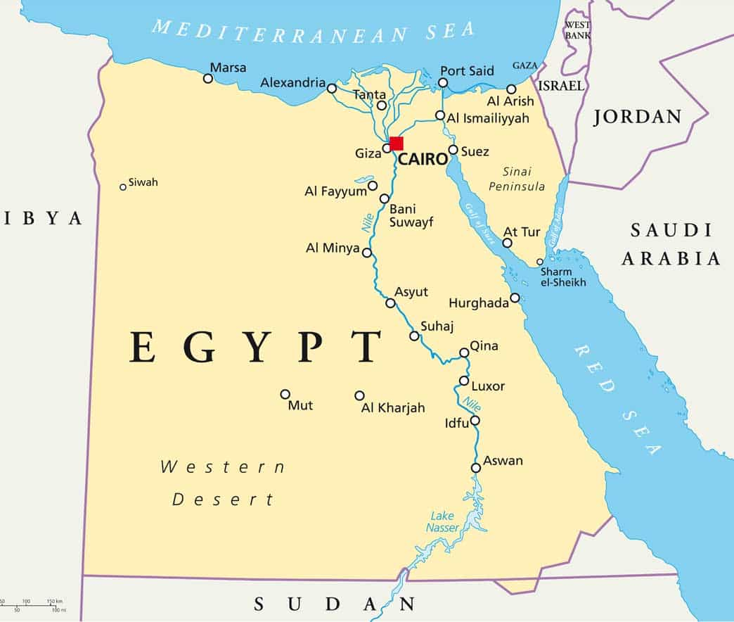 Pyramids In Egypt Map.Travel Egypt North Africa Tim Best Direct The Best In