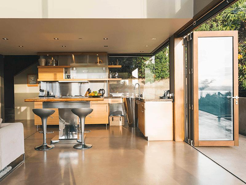 First Light - Kitchen