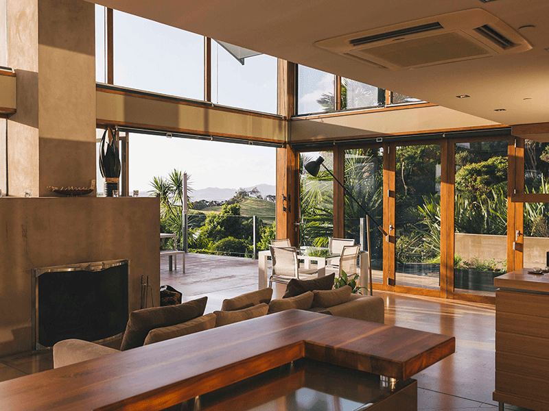 First Light - Living Room