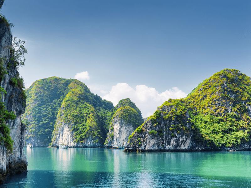 North South Coastal Adventure - Halong Bay