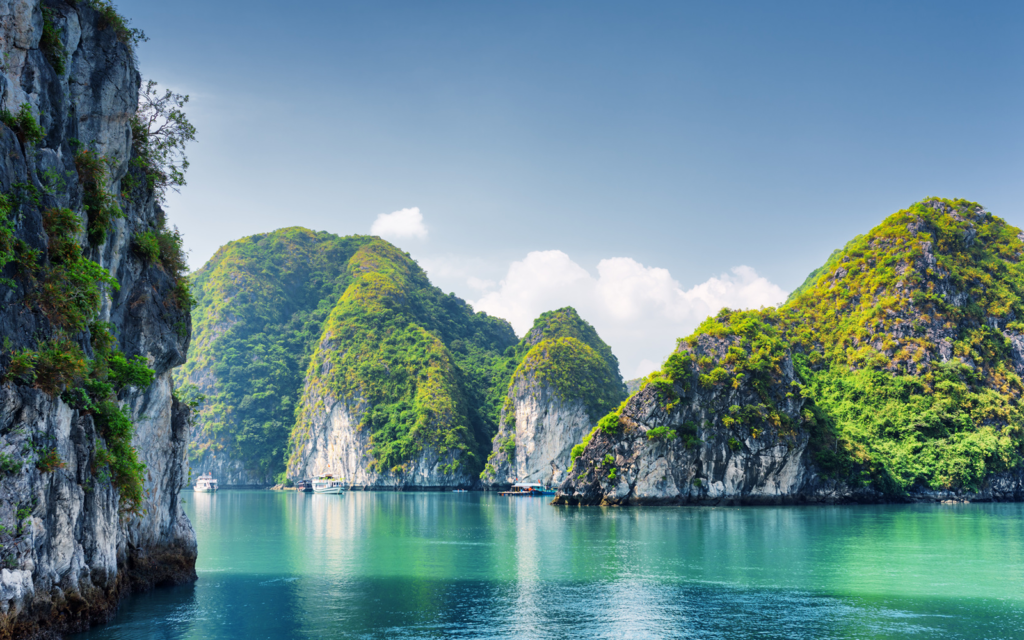 North South Coastal Adventure - Halong Bay