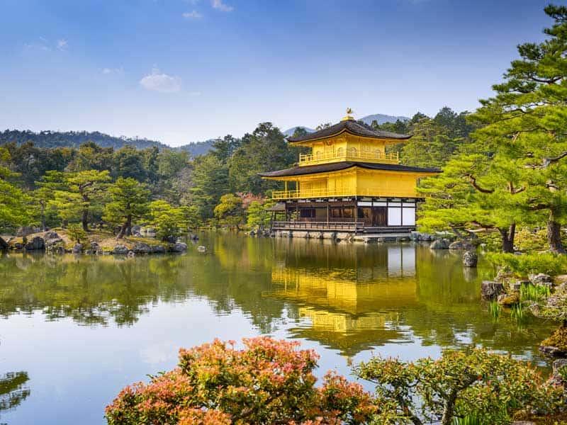 Tokyo, Kyoto And Osaka - Golden Temple
