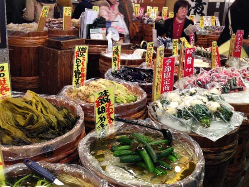 Tokyo, Kyoto And Osaka - Market
