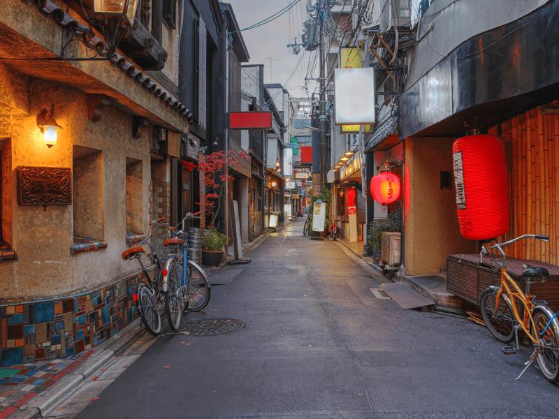 Tokyo, Kyoto And Osaka
