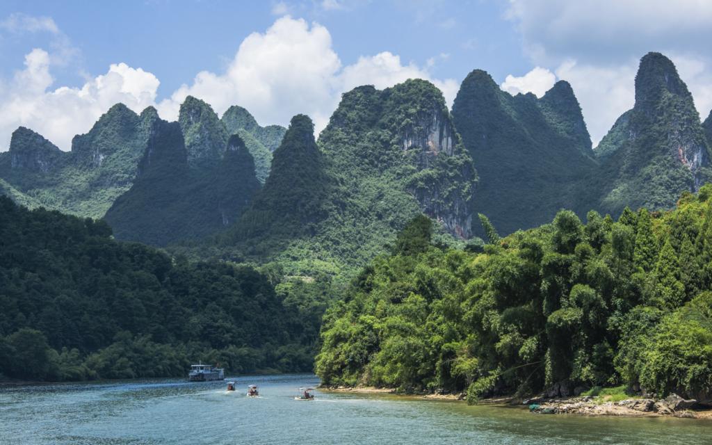 Mountains and Lakes - Lijiang