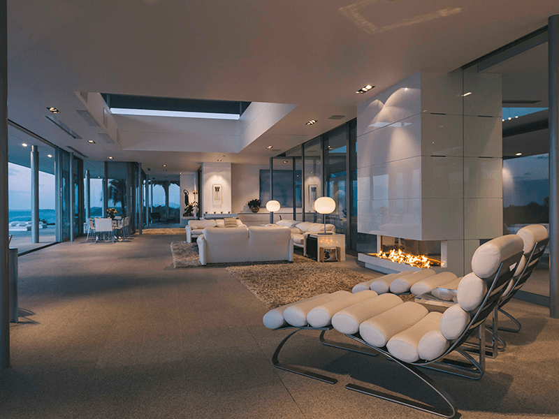 Rahimoana - Living Room