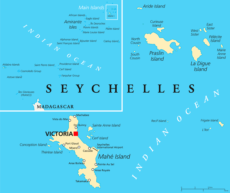 Seychelles At A Glance
