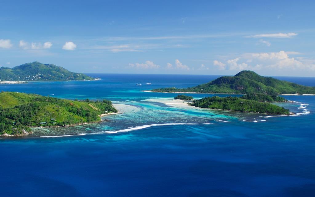 Seychelles St Anne Marine Park