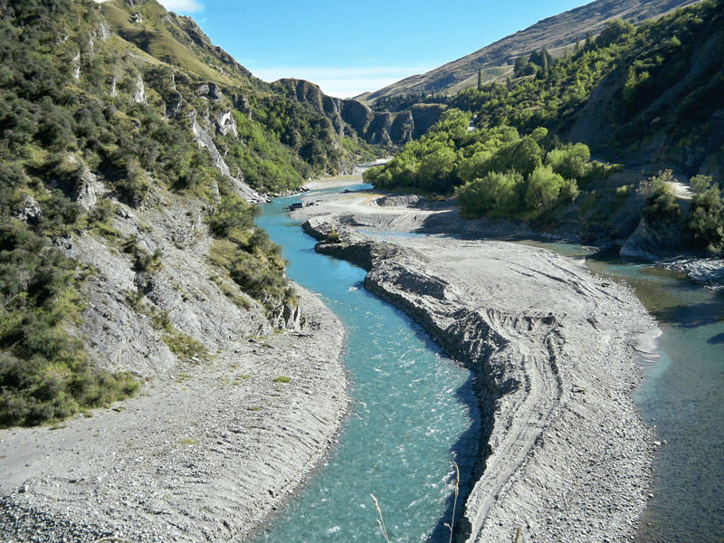 South Island - Skippers Canyon