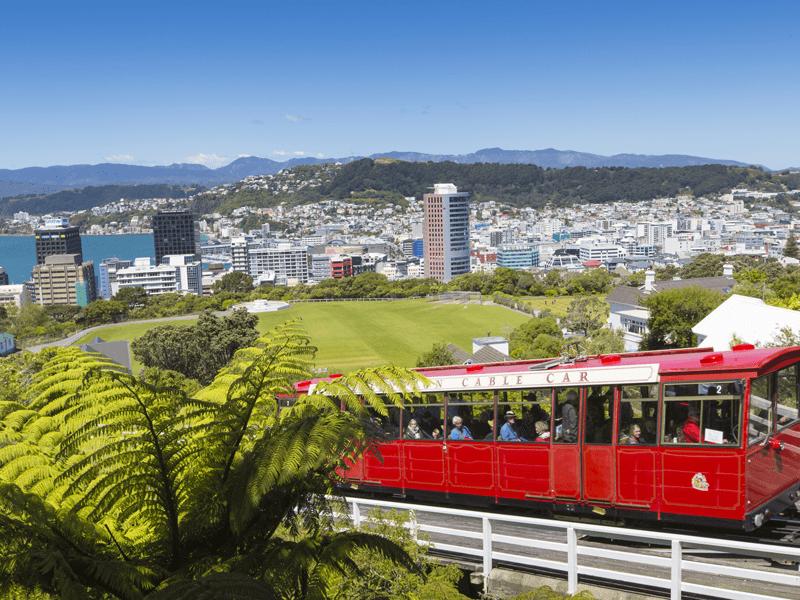 South Island - Wellington Cable