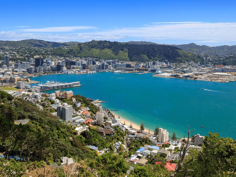 South Island - Wellington