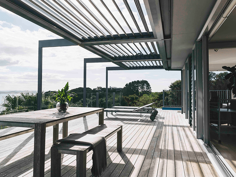 The Eyrie - Deck