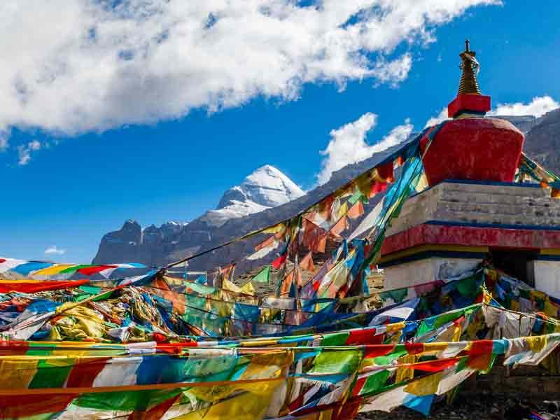 Mountains And Lakes - Shangdi-La
