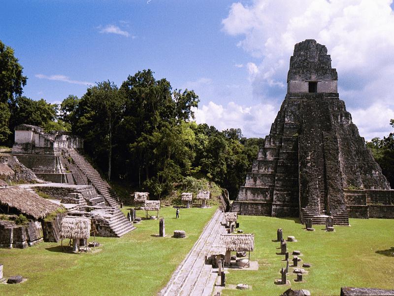 Guatemala And Belize - Tikal