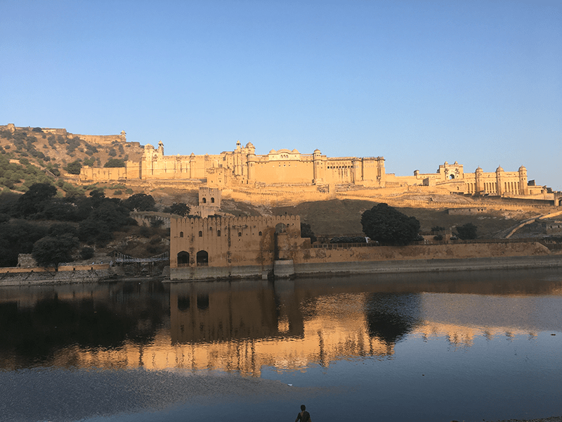 Golden Triangle - Amber Fort