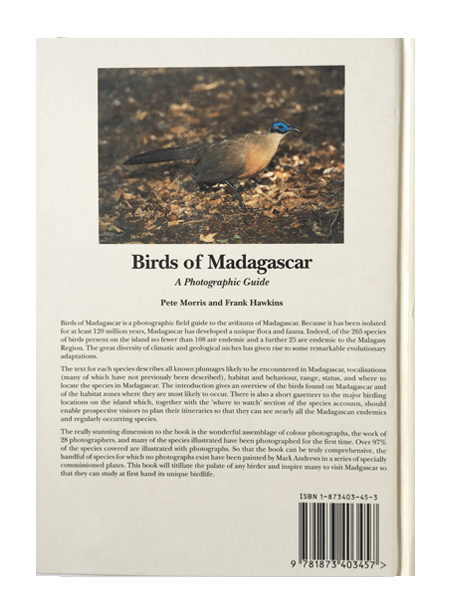 Birds Of Madagascar