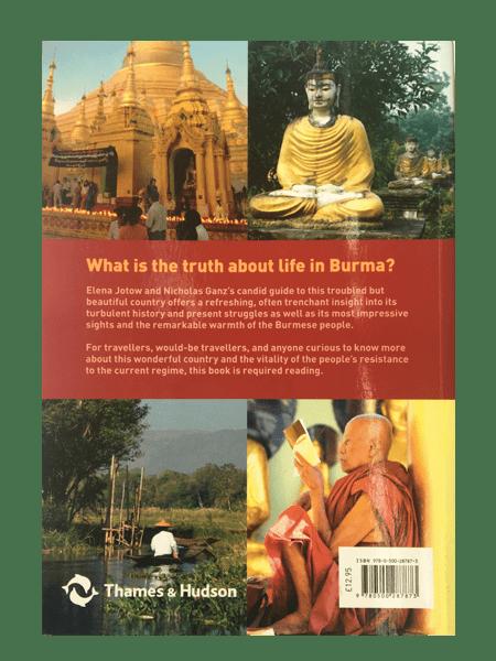 Burma - The Alternative Guide