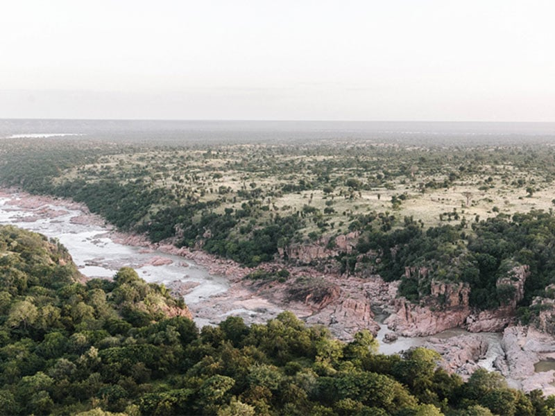 Chilojo Cliffs - Zimbabwe