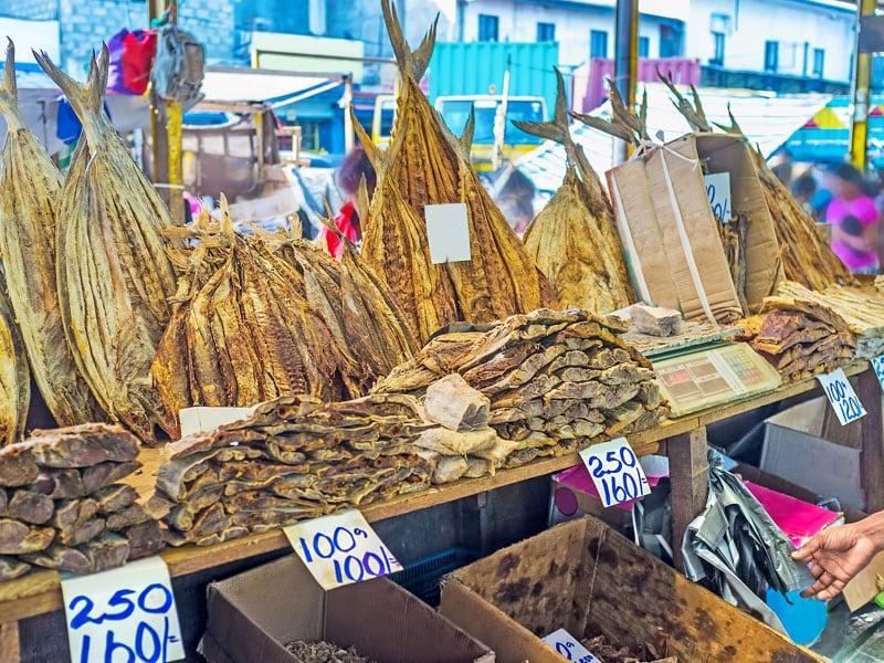 Colombo Fish Market