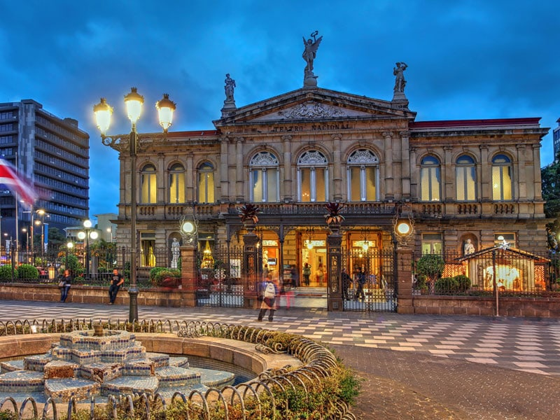 San Jose - National Theatre