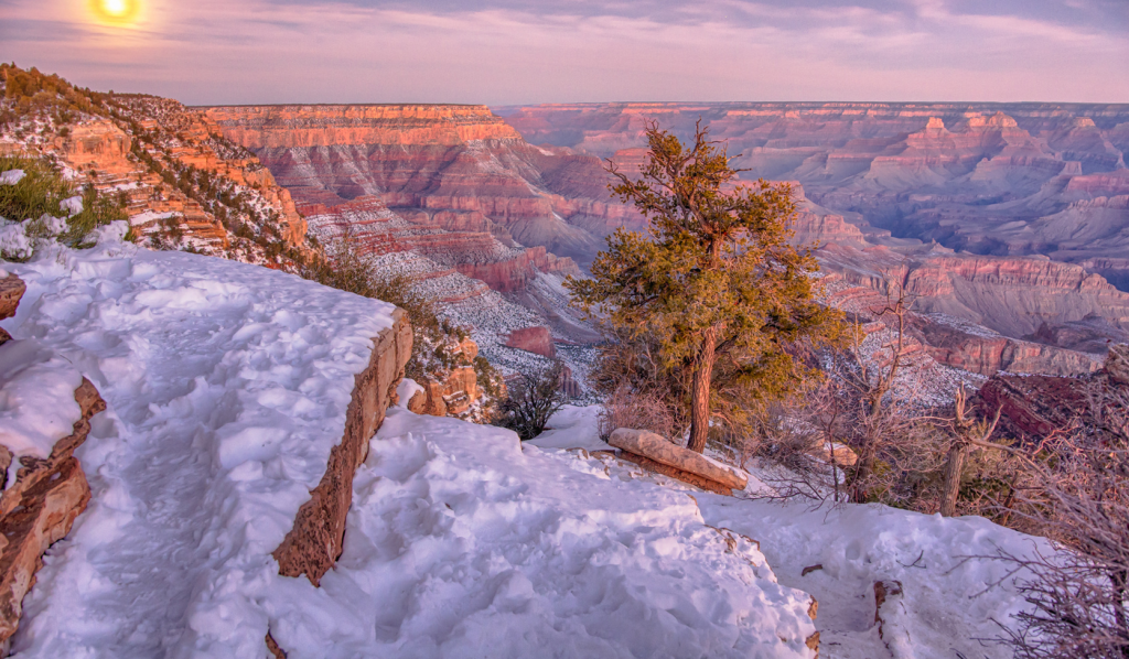 Winter Road Trip - Grand Canyon