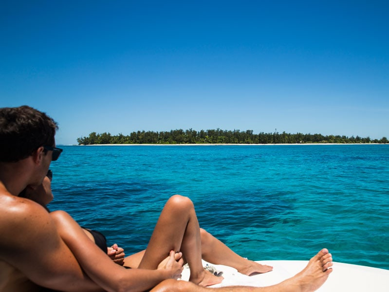 Unwind In The Seychelles -Denis Island