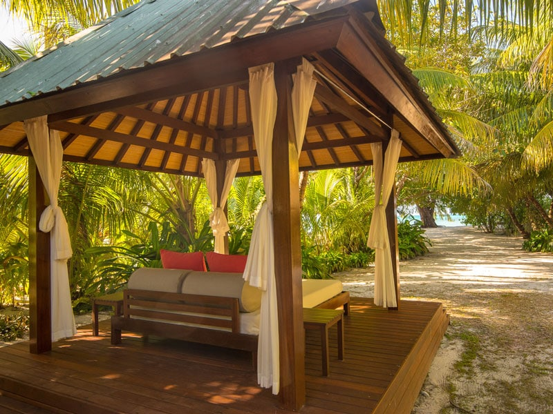 Unwind In The Seychelles - Day Bed