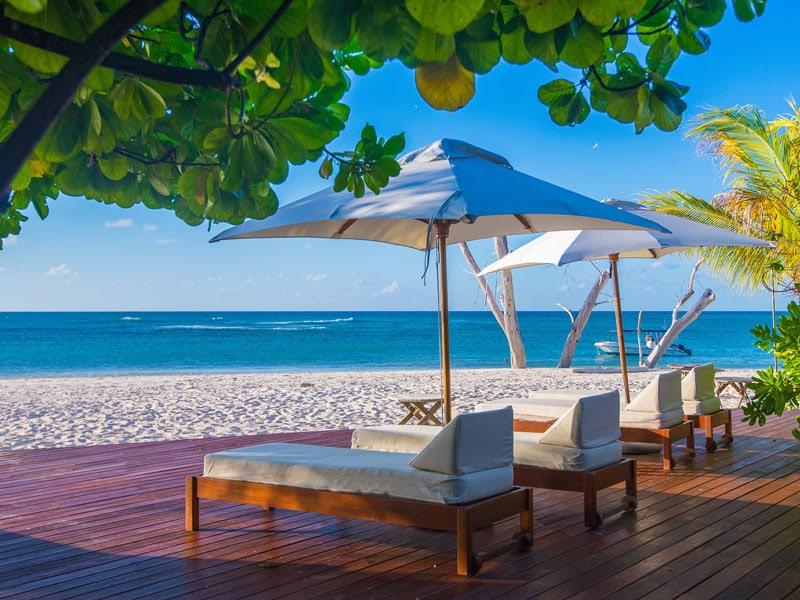 Unwind In The Seychelles - Beach