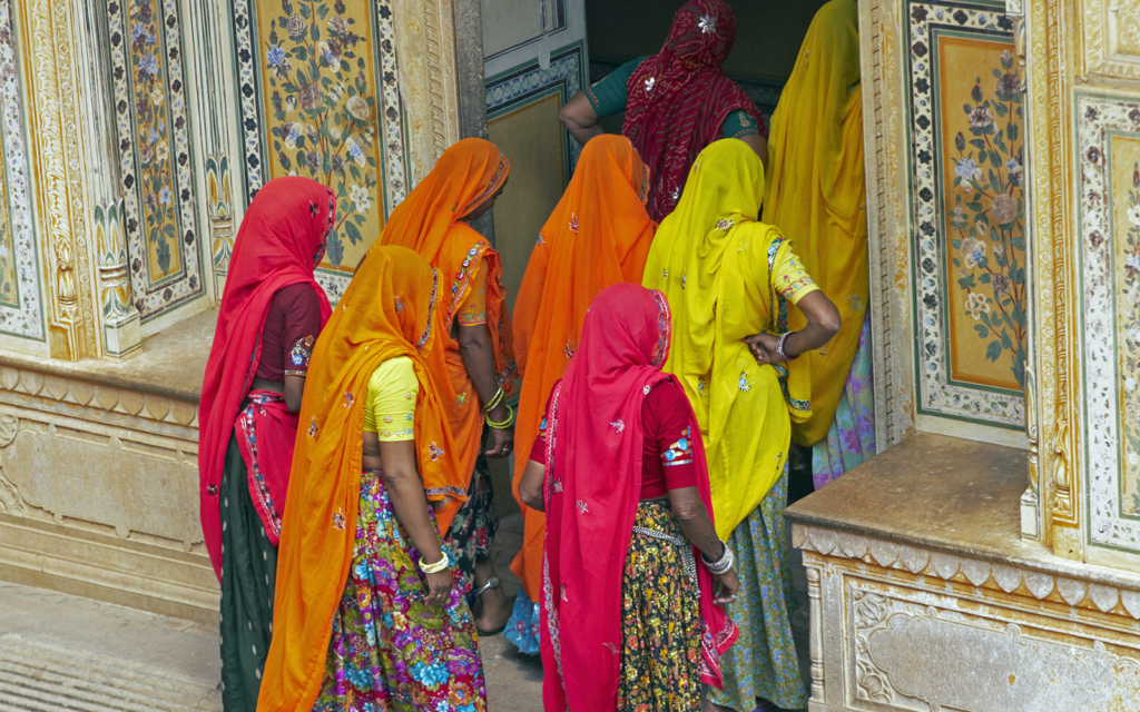 Golden Triangle - Rajasthan Ladies