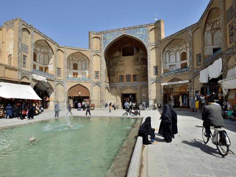 Small Group Tour – Iran
