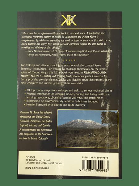 Kilimanjaro And Mount Kenya