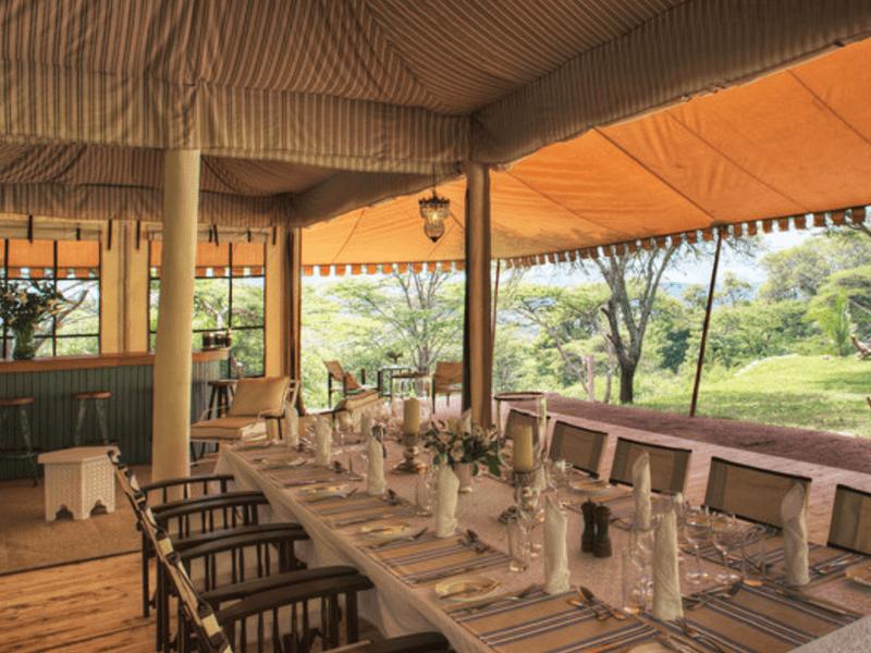 Maasai - Dinner