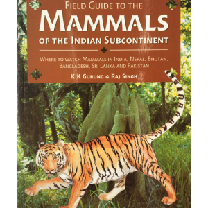 Mammals Of The Indian Subcontinent