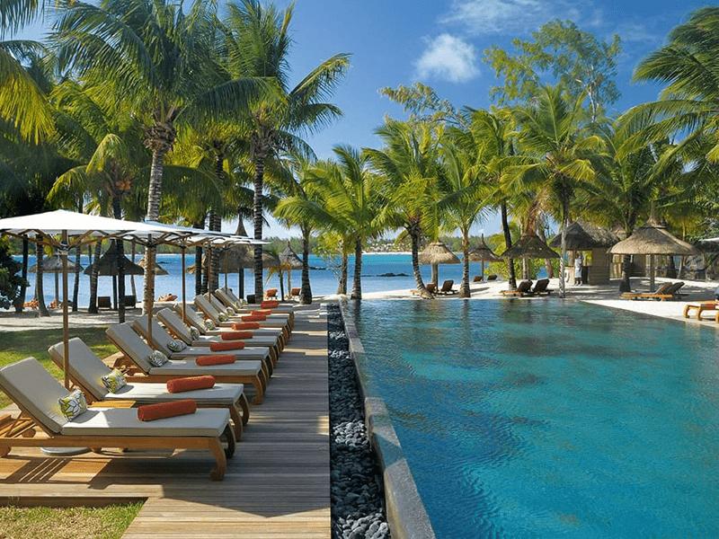 Mauritius - Constance - Pool