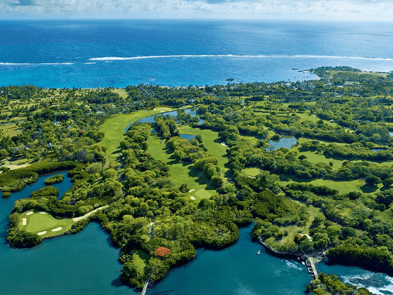 Mauritius - Constance Hotel - Golf