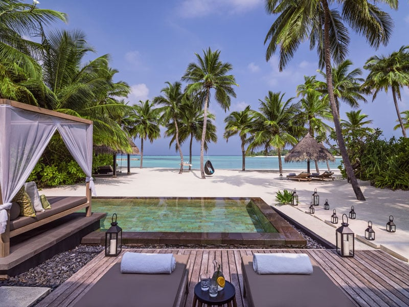 Maldives And Rajasthan - Reethi Rah