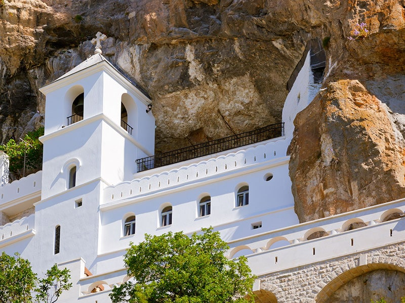 Monasteries Around The World