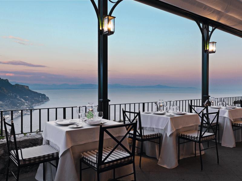 Ravello - Dinner