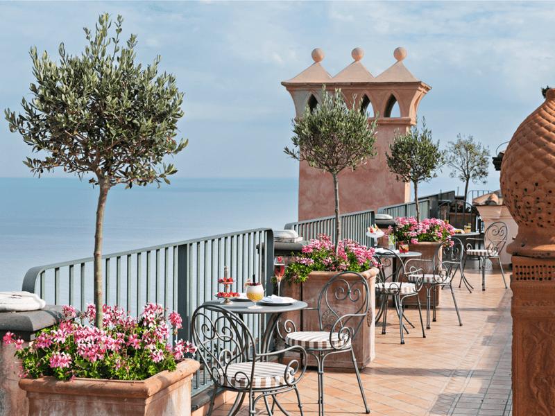 Ravello - Terrace