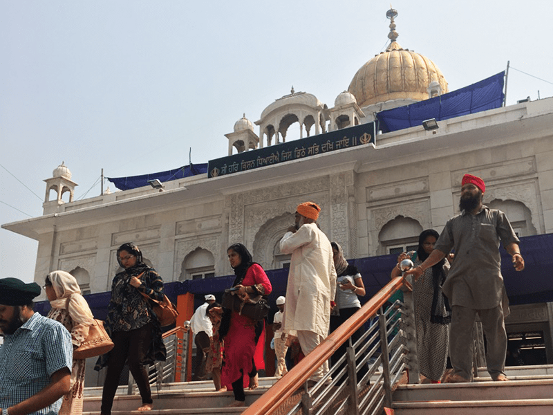 Golden Triangle - Sikh Temple
