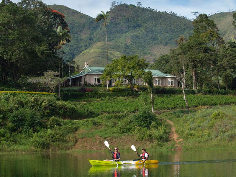 Ceylon Tea Trails - Castlereagh Reservoir