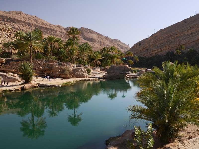Oman - Wadis