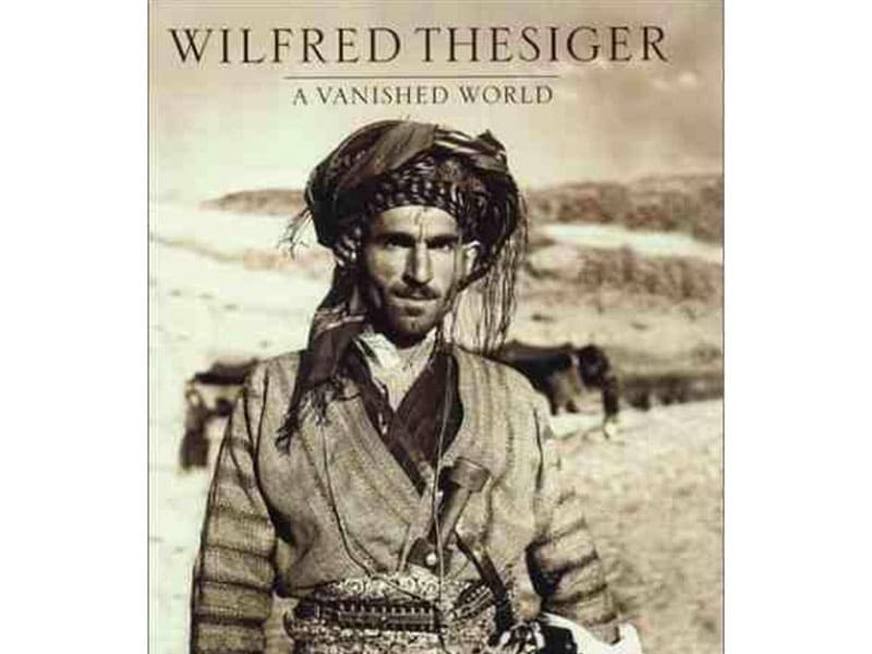 Great Explorers – Wilfred Thesiger